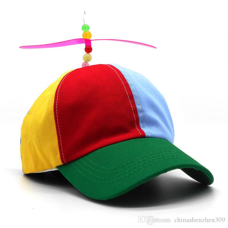baseball caps near me wholesale australia for small dogs funny kids propeller colorful