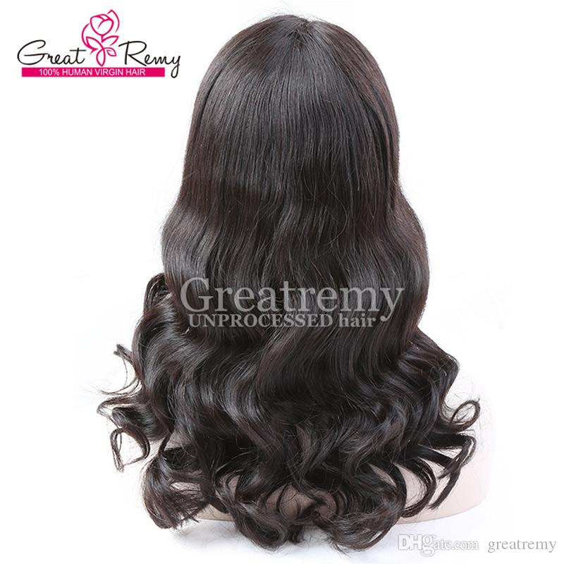 12-24inch Factory Price Thicker Lace Front Wigs Brazilian Hair for Black Women Loose Curly Wave Style Human Hair Lace Wigs Great Remy