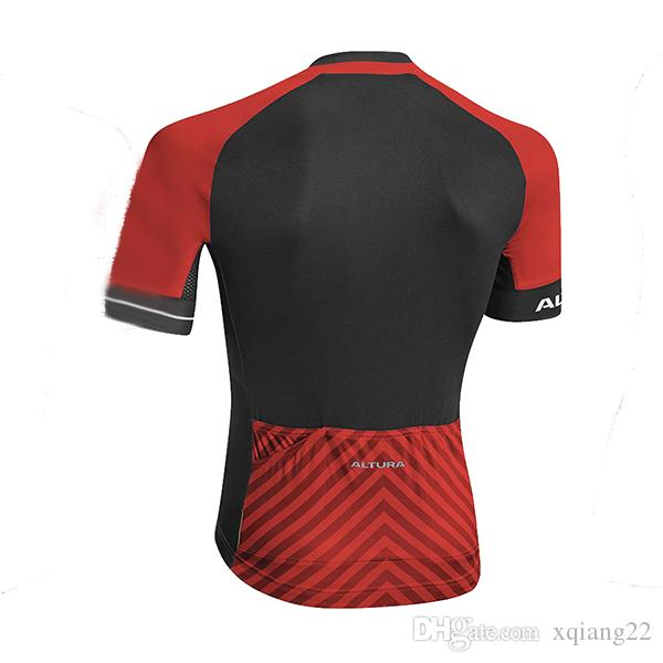 2017 new summer short-sleeved men and women mountain bike clothes breathable wet sweat Khan mountain road car sportswear / all kinds of shor