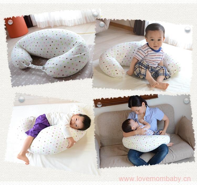 Sandexica Maternity Грудное вскармливание U-образная кормящая детская подушка для беременных