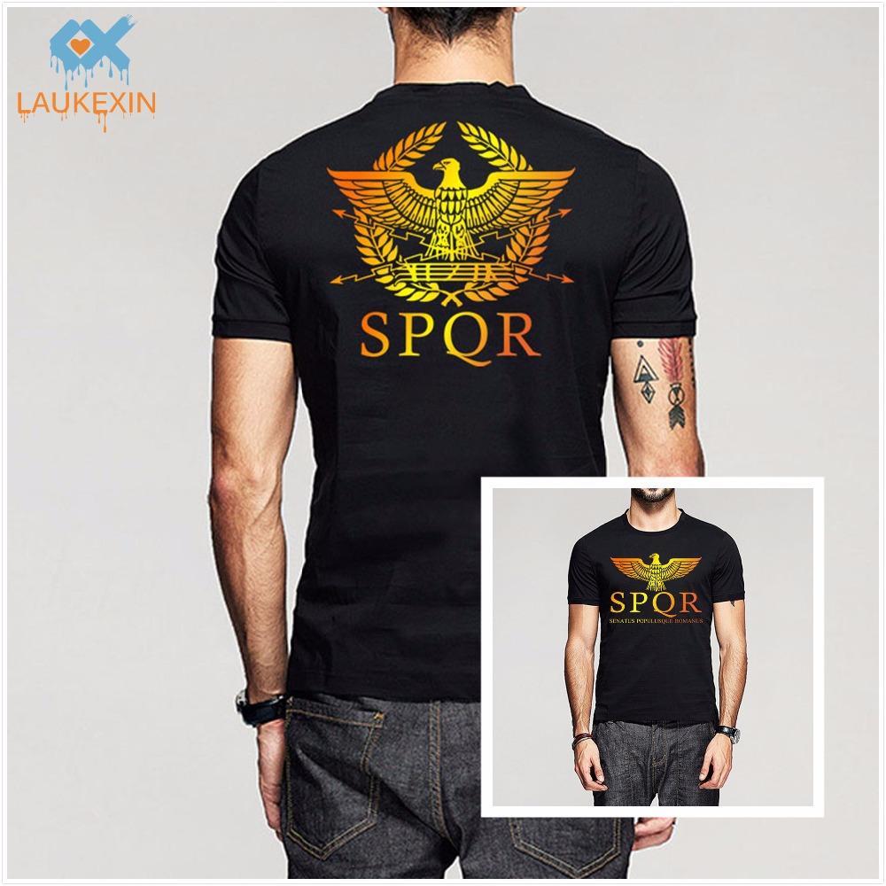 Acheter Nouveau Spqr Romain Rome Senat Faction Militaire Aigle Logo
