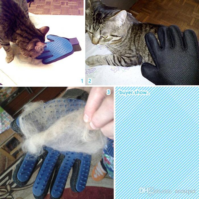 Armipet Dog Massage Gloves النظيفة مشط شعر الحيوانات الأليفة تدليك فرشاة الكلاب التدليك مشط 6062023 الحيوانات الأليفة الاستمالة اللوازم