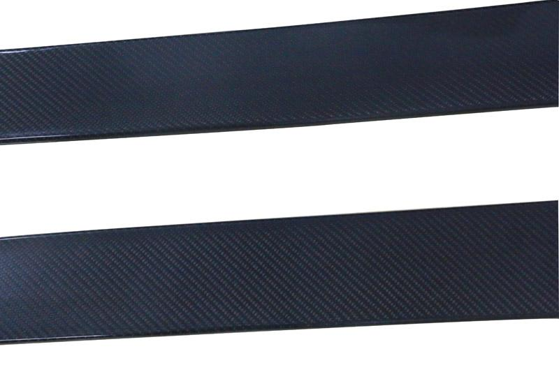 user-defined Style Carbon fiber Side Skirt Extensions Fit For BMW M1 M2 M3 M4 M5 M6
