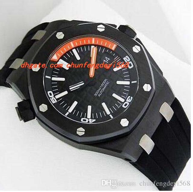 Fashion Luxury Watches Offshore DIVER CE.OO.A002CA.01 B&P Automatic Mens Watch Men Watches Men's Watch Top Quality