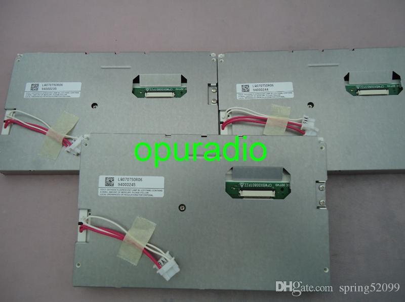 New original Sharp 7 inch display LQ070T5DR06 LQ070T5DR02 LQ070T5DR01 LCD module for Audi A4 A4L A6 car dvd audio systems