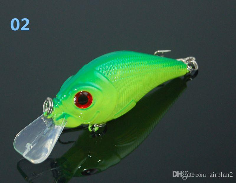 Оптовая торговля бионическими рыболовными приманками пластиковые поддельные рыбы твердые приманки искусственная приманка рыболовные снасти аксессуары 1606561