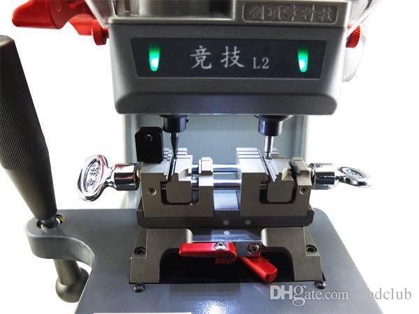 Yeni L2 Dikey Anahtar Kesme Makinesi Evrensel anahtar Çoğaltma makinesi Slica Anahtar Kesme Makinesi daha iyi