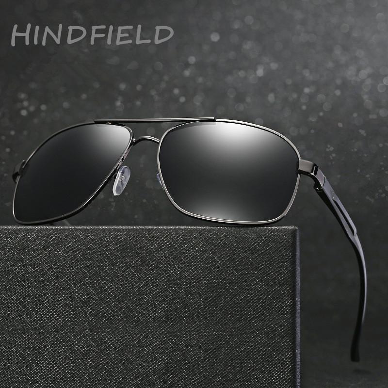 Großhandel Großhandels Hindfield Aluminium Sonnenbrille Männer Marke ...