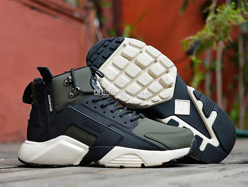 13 Colors New Arrival Huarache Famous Trainers Air Huarache Classic Women's Sports Running Shoes 2 II Classic GS Black White Red size 36-39 best seller online cheap sneakernews Goeoj