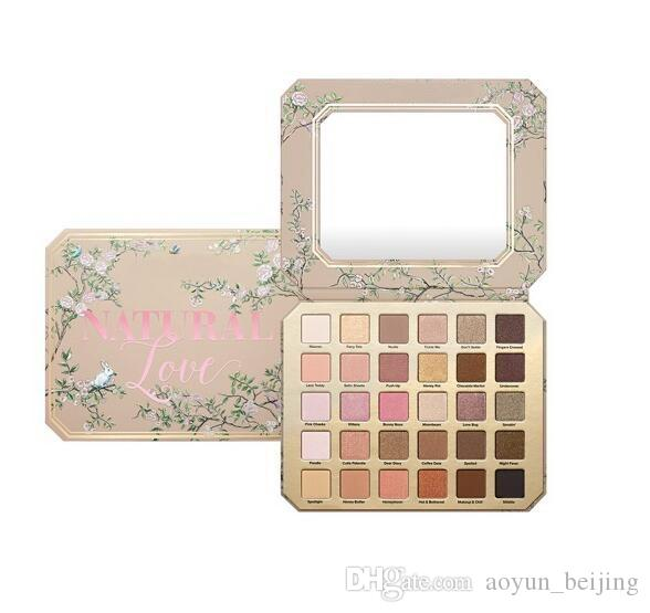 DHL free shipping HOT NEW Makeup Chocolate Natural Love EyeShadow Palettes Collection Ultimate Neutral 30 Color Palette EyeShadow Palette