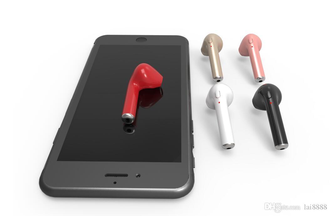 Tai nghe bluetooth Mini8 kiểu dáng iphone 7 01100