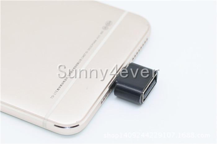 OTG Micro USB Adapter Connector Mobile Phone Adapter Converter USB Plug for Android Phones Tablet PC Samsung Sony OTG Cable