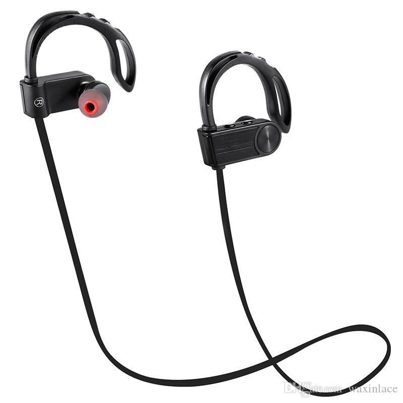 Luxury Bluetooth 4.0 Wired Headphone bluetooth earphone Sport Running Earphone for Samsung For iPhone In ear Headset