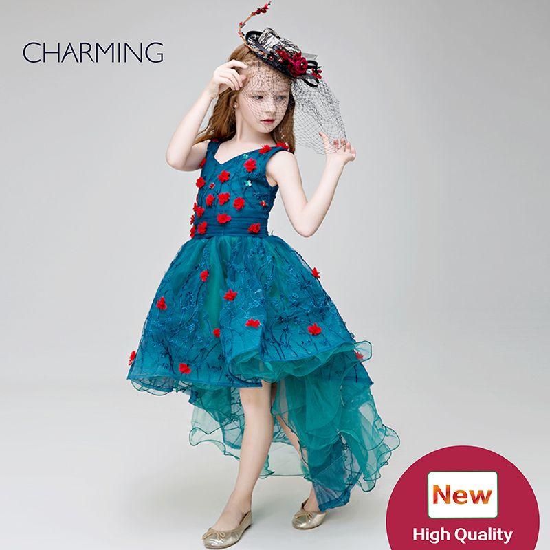 Girls Christmas Dresses High Quality Designer Formal Dresses