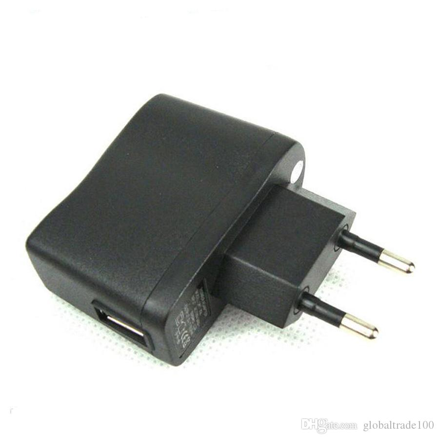 USB Charger or Wall Charger US EU Charger Adapter E-cigarette E-cigs 510 eGo-T eGo Series Evod Battery High Quality
