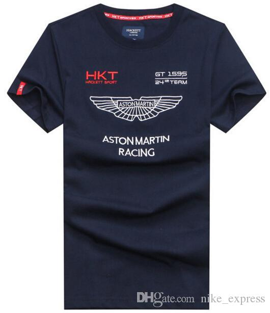acbb6b0f3b0 Look! England Fashion Hackett Sport Men Casual T-Shirt Short Sleeve ...
