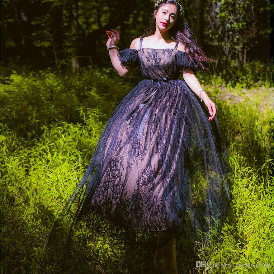 Compre Vestido Medieval Del Vestido Del Victorian De La Princesa Del ...