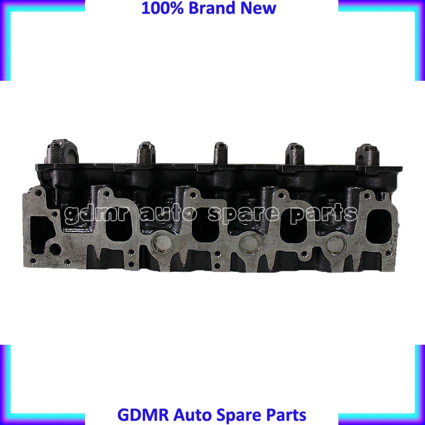 Toyota Hilux 2400 Hiace 2.4D için dizel motor döküm demir 11101-54111 AMC 909 052 silindir kapağı 2L2