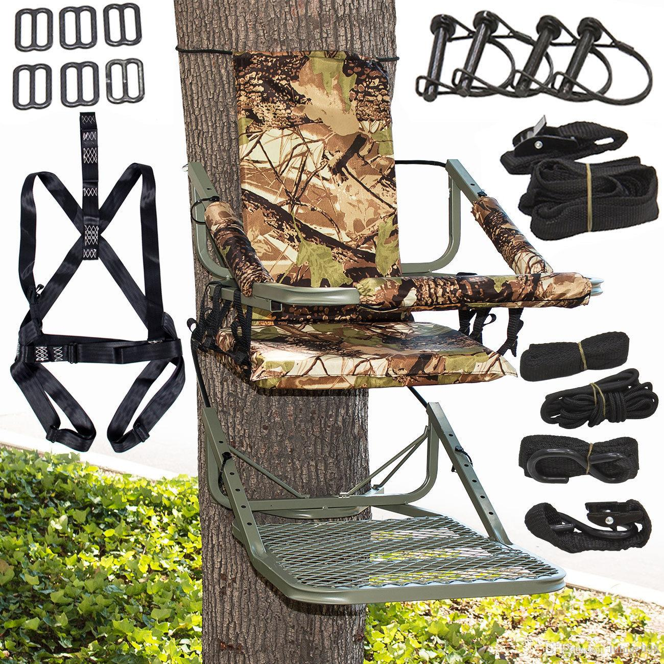 2019 Tree Stand Climber Climbing Hunting Deer Bow Game