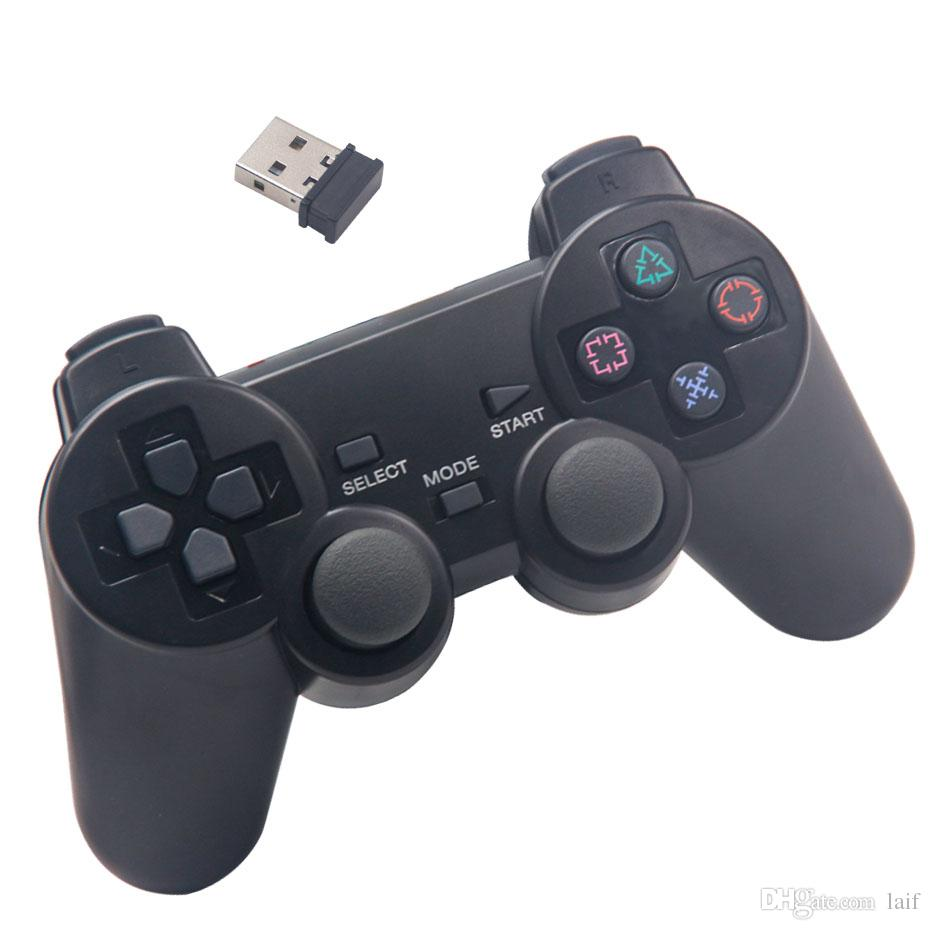 2.4ghz Wireless Game Controller Pc Gamepad Computer ...