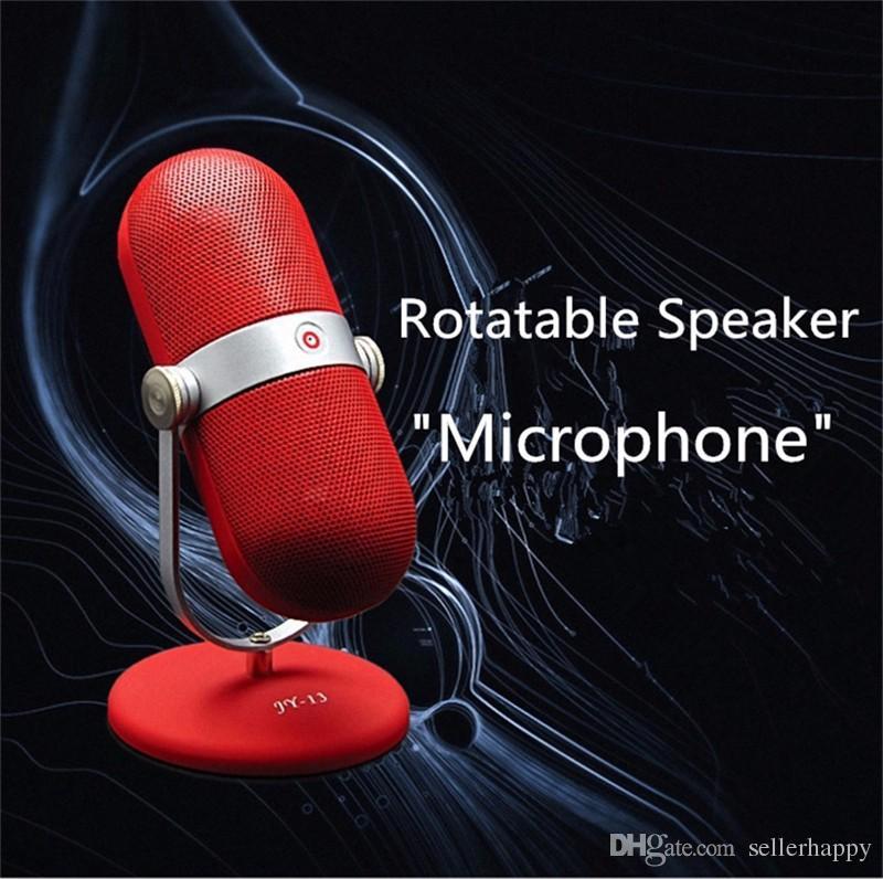 Altoparlante esterno della carta portatile delle pillole di Bluetooth di basso-stress del microfono incorporato degli altoparlanti della pillola di JY-13 con il contenitore di pacchetto DHL libero