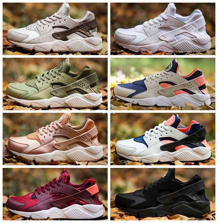 0fd65b3f5d42 2019 2017 Air Huarache I Running Shoes For Women Men