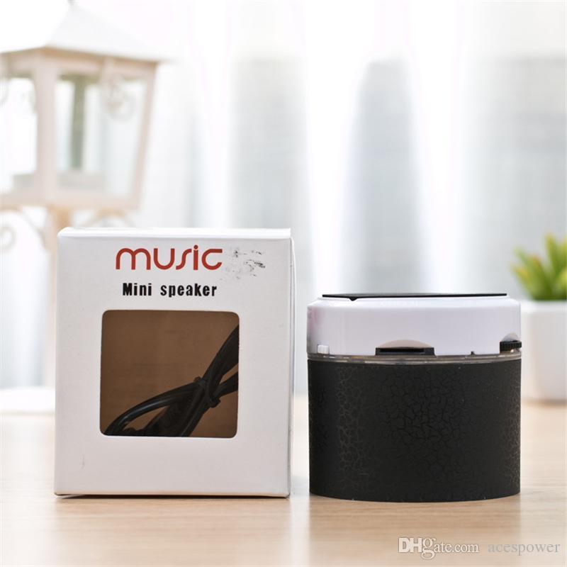 블루투스 스피커 A9 S10 무선 스피커 손에 마이크와 휴대용 미니 스피커 무료 TF의 USB FM 지원 SD 카드의 PC를 LED