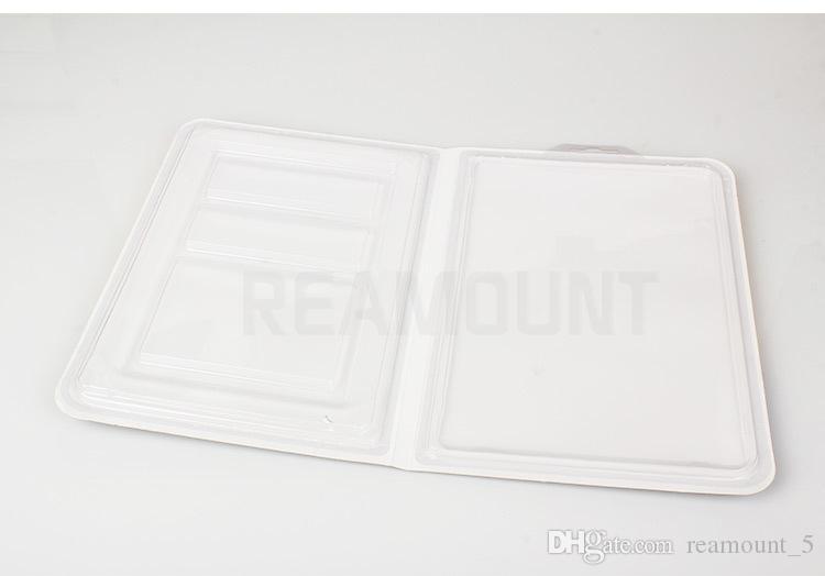 New Paper + PVC Verpackung Box für ausgeglichene Glas-Schirm-Schutz-Klein 8-Zoll-Verpackung BOX mit Inserts