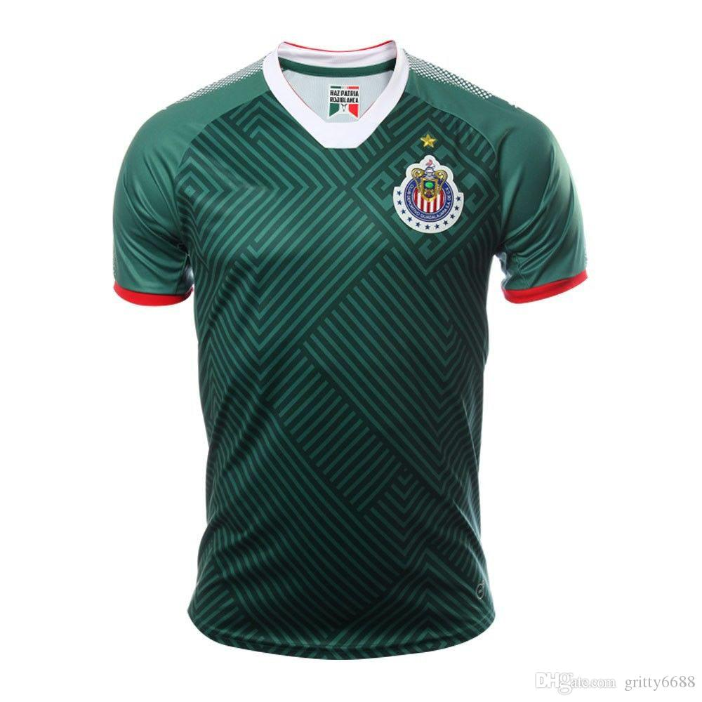 2115cb3ed45 ... mexico club 2017 2018 chivas de guadalajara rugby jerseys welcome to  order 2017 2018 chivas rugby