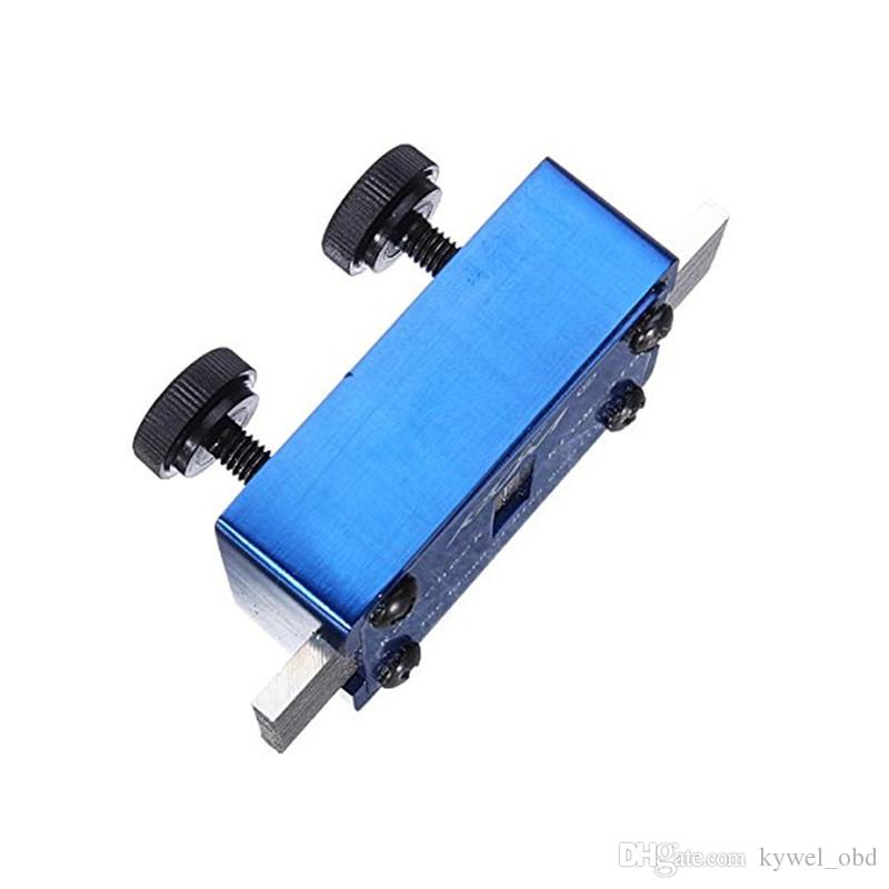 New Klom Key Check Checker KLOM-3100 Lock Pick Set Key Machine Parts Measurement Tool for Car Locksmith Auto Tool