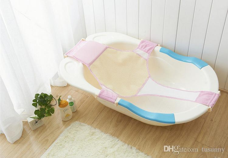 2018 High Quality Baby Adjustable Bath Seat Bathing Bathtub Seat ...