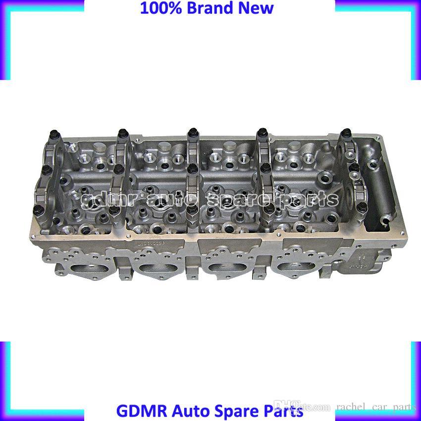 4M41 cylinder head for Mitsubishi Montero III sport Pajero sport Nativa Challenger Canter L200 CR Triton Strada 3.2TDI ME204200 AMC 908 518