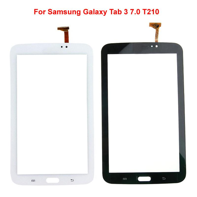 Touch Panel For Samsung Galaxy Tab 3 7.0 T210 Touch Screen with Digitizer Glass Lens Replacement