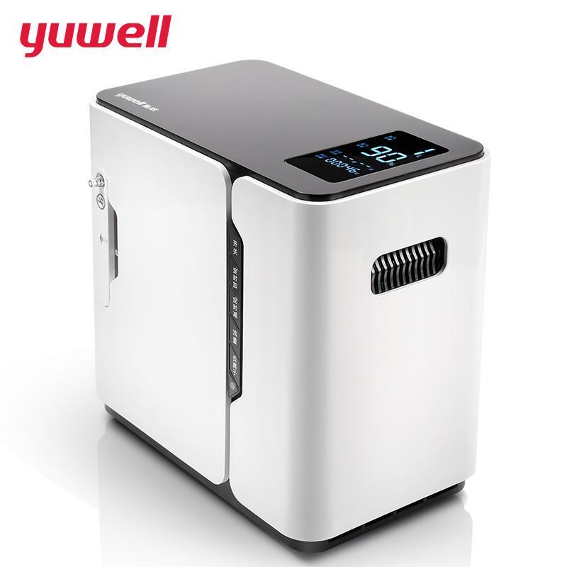 Yuwell Yu300 Portable Oxygen Concentrator Medical Oxygen Generator Medical Oxygen Machines Home Bar Medical Equipment Ce Fda
