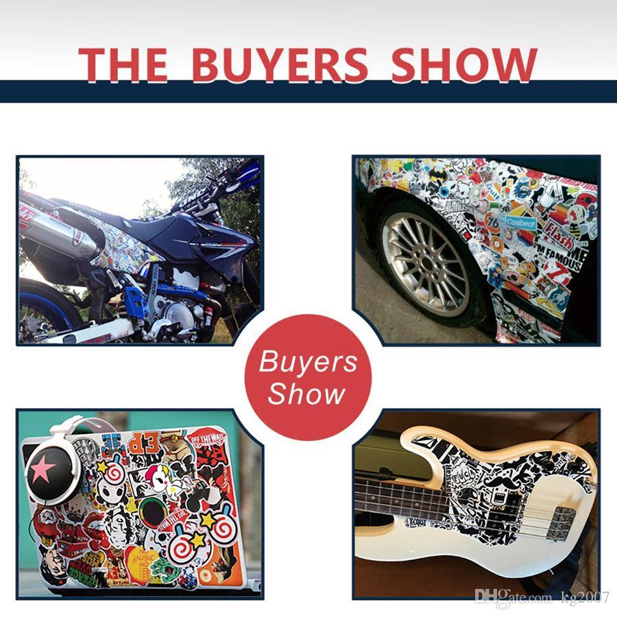 Adesivi auto nero bianco Adesivi murali lavagna chitarra acustica computer portatile di casa chitarra elettrica