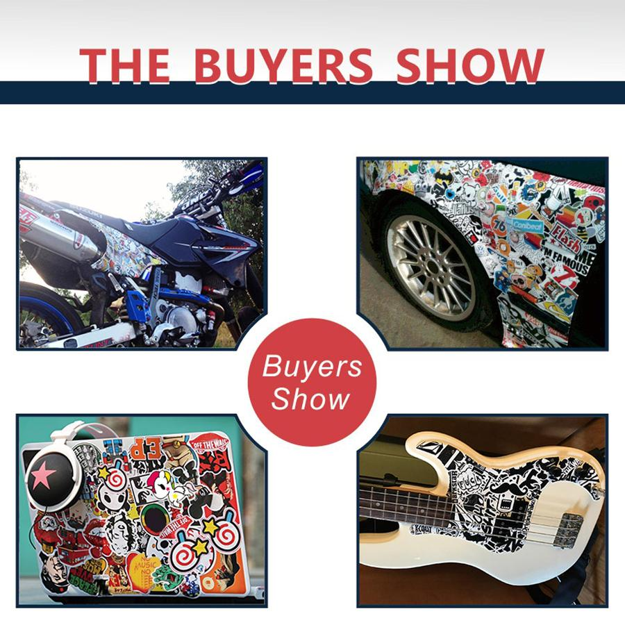 Random Cartoon Sticker Poster Wall 3D Stickers for Guitar Laptop Skateboard Luggage Motor Car DIY Waterproof Funny Toy Sticker 50/