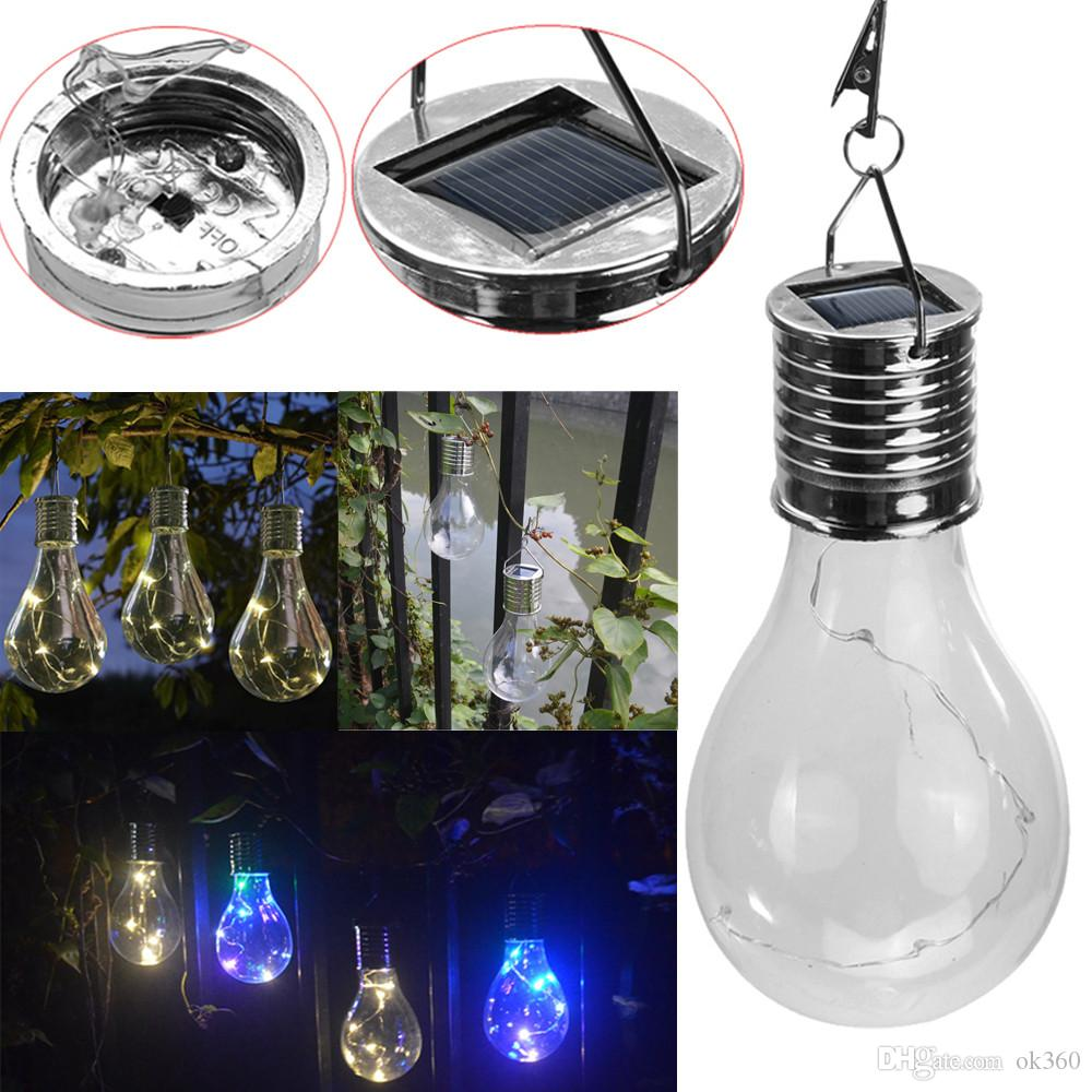 2018 solar rotatable led light bulbs outdoor waterproof garden 2018 solar rotatable led light bulbs outdoor waterproof garden camping hanging led light lamp bulb holiday decor lighting from ok360 758 dhgate mozeypictures