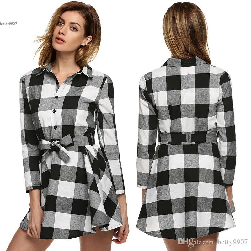 Black And White Checkered Shirt Women Photo Album Best