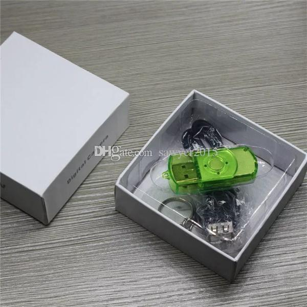 HD 1280*960 super Mini Usb-Disk camera USB 2.0 Ultra HD USB DISK Mini DVR Digital video Camera 360 Degree Rotate