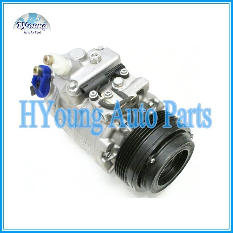 Automatischer Wechselstromkompressor für BMW 3 Series X5 3.0i 4.4i CSV717 64526915388 64526918000 4472208027 351176571 700510588