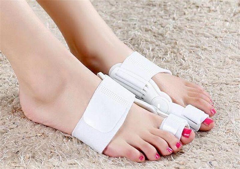 Bunion Device Hallux Valgus Pro orthopedic Braces Toe Correction Feet Care Corrector Thumb Goodnight Daily Big Bone Orthotics