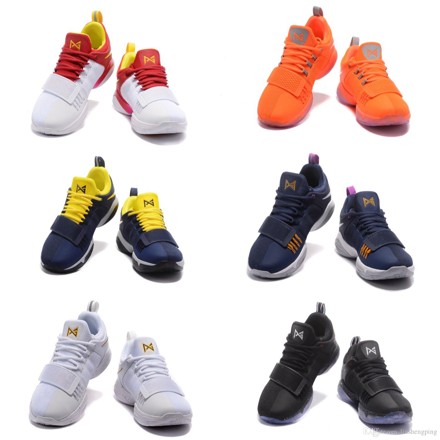 paul george shoes kids price