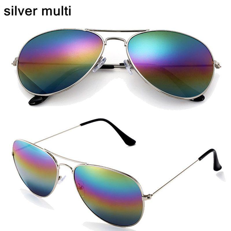Wholesale Vintage Sunglasses Men Women Mirrored Masculine Feminine ...