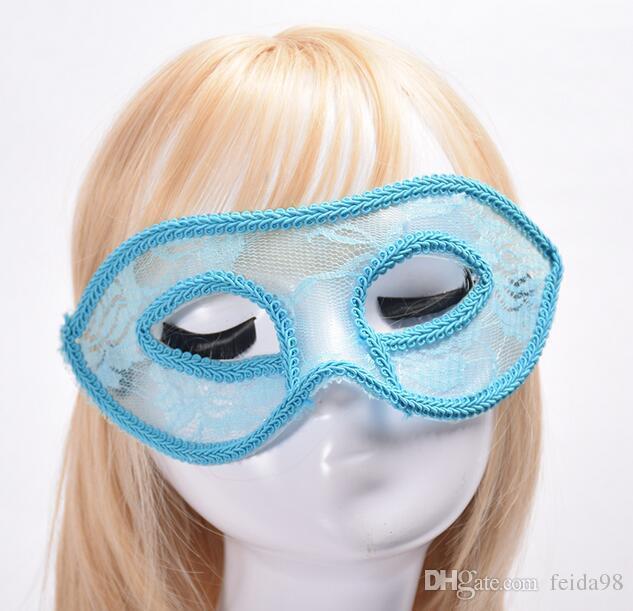 ヴェネチアンのマスカレードレース女性の男性マスクのパーティーボールプロムマルディグラスマスクG764