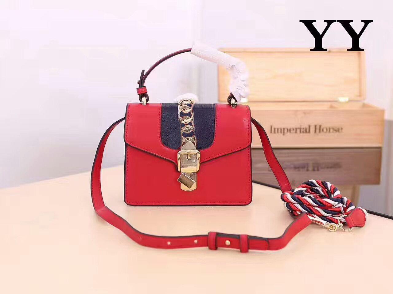High Quality Fashion 20cm Mini Women Brand Sylvie Leather Boston Bags  Handbag Straps Shoulder Bags Totes Cross Body Purse Cheap Designer Handbags  Black ... 4307afc740168