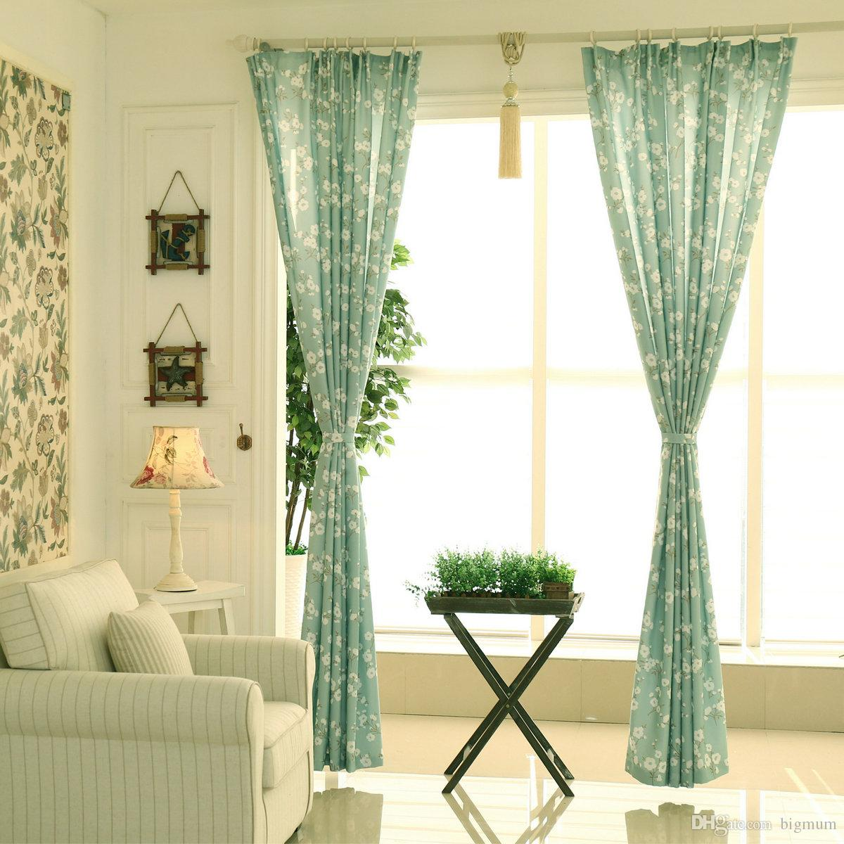 curtain for small room