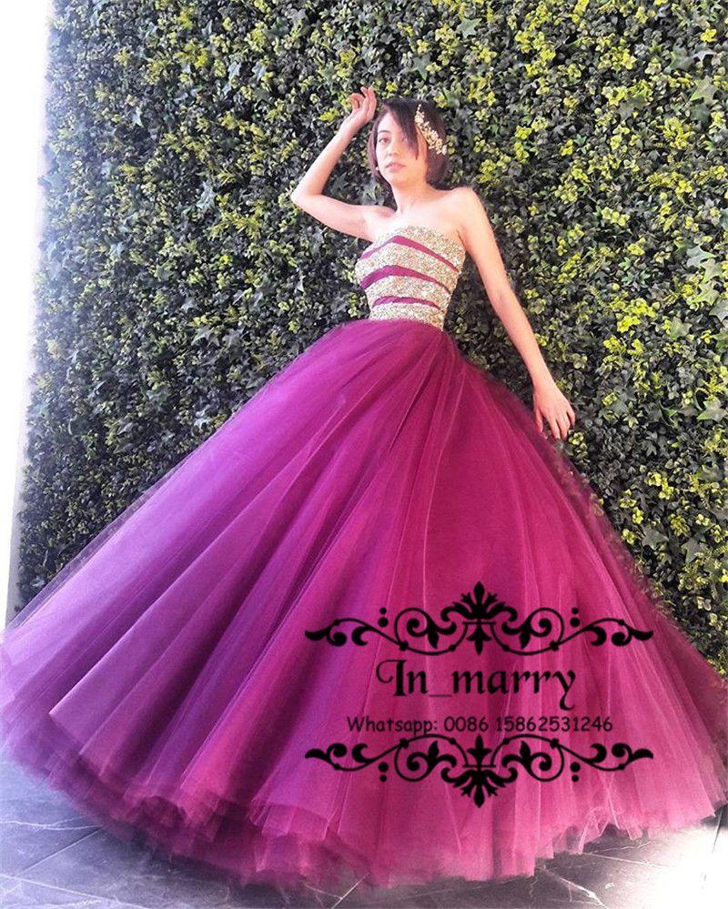 Magnífico Más Los Vestidos Del Prom Del Tamaño Del Vestido De Bola ...