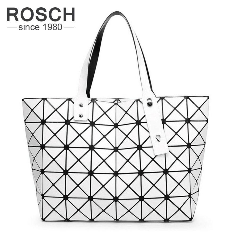 Wholesale Famous Brand Women BAO BAO Bag Japanese Style Lady Geometry Style  Female Shoulder Bags Large Top Handle Woman Casual Tote Ivanka Trump  Handbags ... cb3ff30177c07