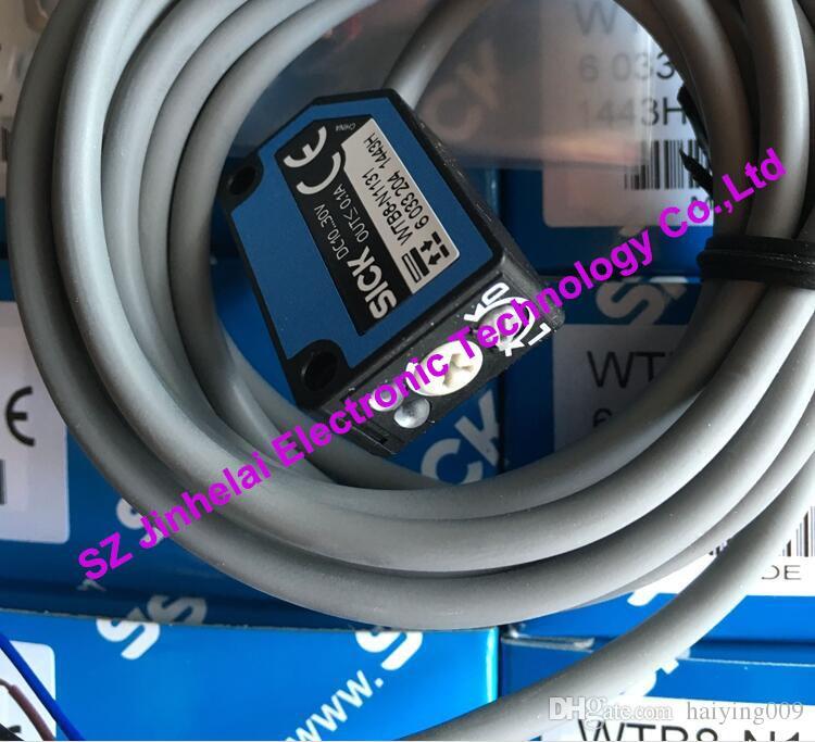 WTB8-N1131 Nuovo ed originale SICK Interruttore fotoelettrico a soppressione di sfondo economico, sensori fotoelettrici