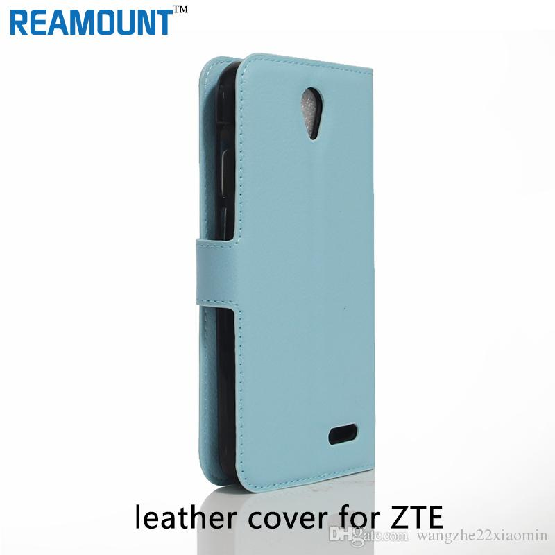 more photos dcc85 635a9 Classic PU Wallet Leather Mobile Phone Case for ZTE Grand Xmax Z787 for ZTE  blade S7 with Card Slot Holder Stand Back Cover